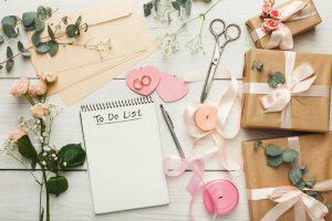 Bien gérer les préparatifs du mariage
