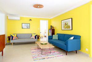 L'importance des couleurs dans une maison